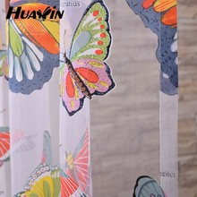 decoration beads string macrame embroidery curtain/Phnom penh embroidered transparent curtain