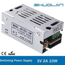 5volt alibaba sign in step down transformer ac 220v to dc 5v 2a 10w smps for led