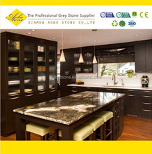Highly polished Western designed custom granite dining table top