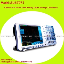 Smart Digital Storage Oscilloscope 70 mhz Dual Trace Didactic Equipment Experiment Instrument Measurement Instrument