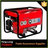 6.5hp gasoline engine powered dynamo 100% cooper wire 3kw portable gasoline generator prices cheap with good quality