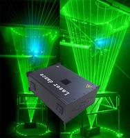 5w professional dj disco green Laser man dance show equipment