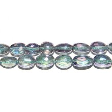 SP3194 Hot Sale Cheap Natural Plating Crystal Faceted Nugget Beads