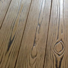 Top technology indoor and outdoor used recyceled artificial wood flooring