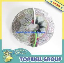 Metal Slinky Magnetic Slinky Spring Toy For Kid