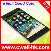 China mobile 6 inch Ulefone P6 unlocked used smartphones