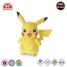 Assembly Model Evolution Plastic Model Pikachu Plamo Figure Toy