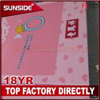 printed plastic advertising poster board_SCM1104