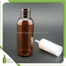 30ml amber PET bottle essential oil bottle