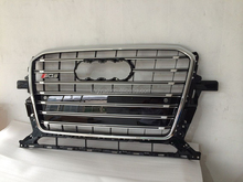 Wholesale ! Au-di Q5 Front Grille Upgrade to SQ5 Grille Style