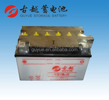 Top Sale 12V 8AH AGM Motorcycle battery China Manufacturer