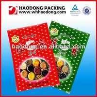 Flexible Plastic Biscuit Packaging Material