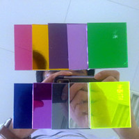 Acrylic Material SGS approved Mirror plastic sheet