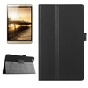 2 Folding Flip Smart Leather Case for Huawei MediaPad M2 with Sleep / Wake-up Function