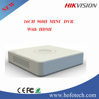 Hikvision 16CH mini DVR with HDMI,H264 dvr