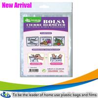 Jiangsu travel garment bag small zip lock plastic bag