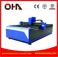 "INT'L ""OHA"" Brand Gantry Style CNC Flame Plasma Cutting Machine, Plasma Cutter, Metal Cutting Equipment"
