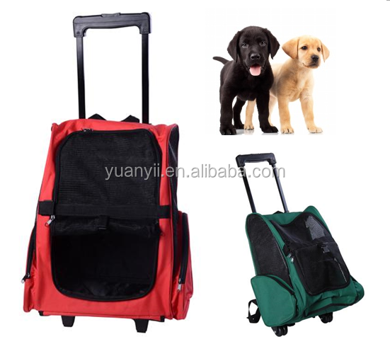 Backpack Carrier For Cats Cat Rolling Pet Carrier