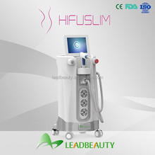 China ODM&OEM manufacturer high intensity focused ultrasound slimming machines clinical use