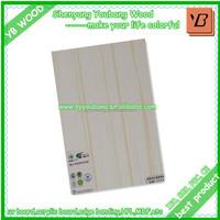interior high gloss thin wood panels 4x8