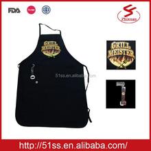 Pass European standard safely cheap chef cotton apron