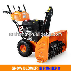 13hp Snow cleaning machine /Loncin gasoline engine Snowblower
