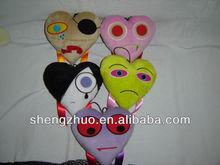 Heart Shape stuffed and plush pillow& cushion