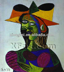 famous lady figure art paintings