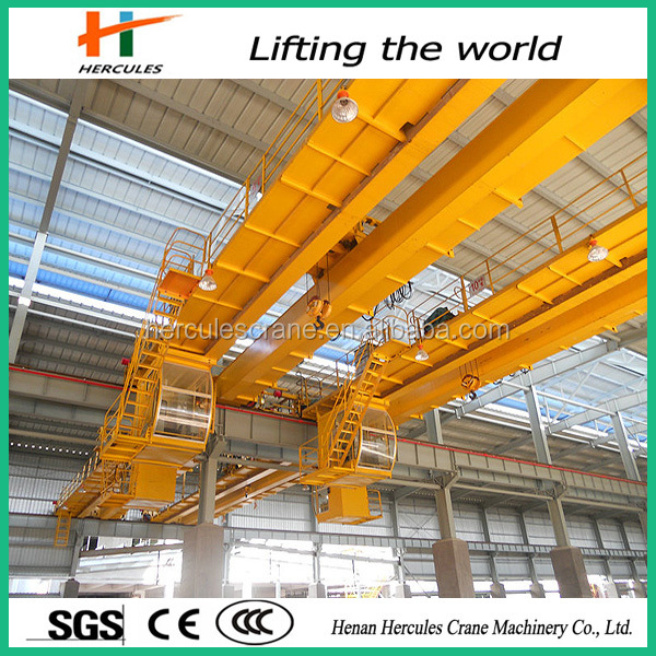 China double girder launching bridge crane buy double girder