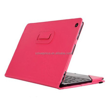 China Manufacture Leather Tablet Case with Keyboard,10.1 Inch Tablet Leather Case for Asus T100 Chi
