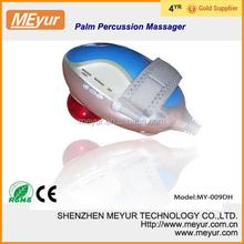 Meyur de calor infrarrojo eléctrico de la palma masajeador de percusión