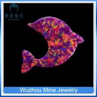 rough opal size 10*10mm dolphin opal raw precious stones