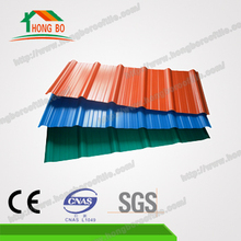 4-Layers Apvc Plastic Roof Building Material Price