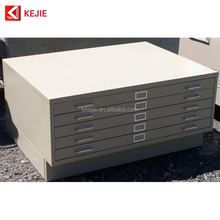 Best Selling Products Industrial Furniture Map Filing Cupboard Plan Paper Rack Cabinet Custom Made Drawing Filing Cabinet