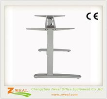 metal computer table design designer executive desks electric height adjustable desk/office