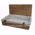 underbed artesanato cestas de vime com tampa de tela