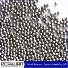 abrasive stainless steel shot and grit