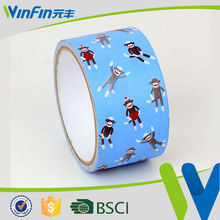 China factory providing custom printed duct tape