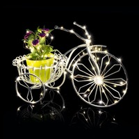 Festival Lighting Top selling 3AA batteries operated Led copper LED string light