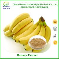 High standard and best selling banana flour, organic cavendish banana powder extract
