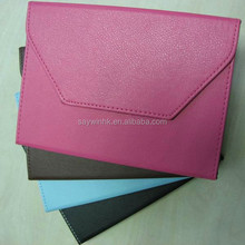 New Design Colorful Envelope Style Tablet Universal Case