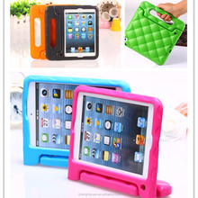 New Fashion Kids Shockproof Thick Eva Foam Stand Case For ipad mini 1 2 3