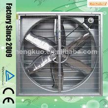 china fabricación de aire caliente del ventilador de escape