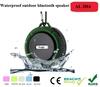 Wireless Bluetooth 3.0 Waterproof Outdoor / Shower Speaker, with 5W Speaker/Suction Cup/Mic/Hands-Free Speakerphone