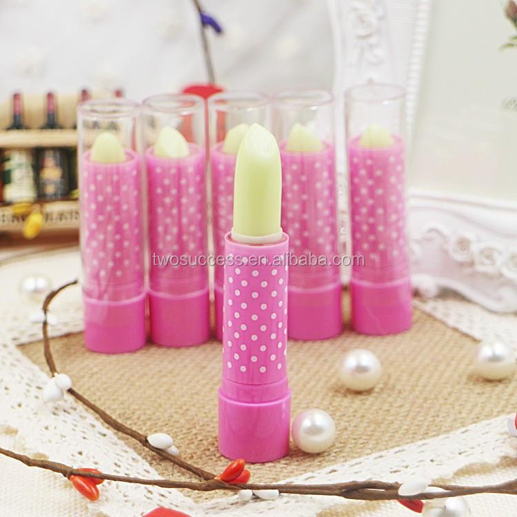 Fruit flavored waterproof lipstick (2)