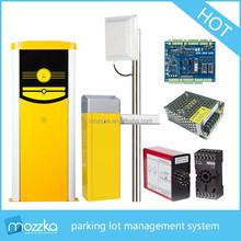 Parking Lot Management Software RFID/automatic parking solutions parking lot software RFID automated car parking lot system