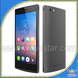 Cheap OEM custom 5''QHD Android 4.4 Mobile Phone