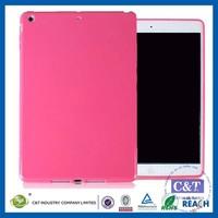 C&T New soft case for ipad mini 4 plain tpu case