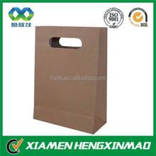 Brown Kraft Paper Bags;kraft paper bags food grade
