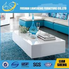 high gloss finish modern mdf coffee tables C2012L00